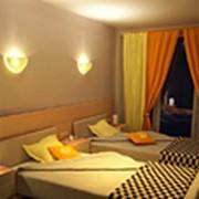 Гостиничная бронь. фото