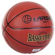 Мяч баскетбольный LARSEN SA7 фото