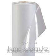 Пленка полиэтиленовая 60 мкр 1,5м * 200 м прозрачная фото