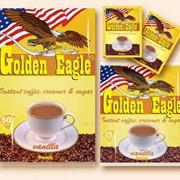 Кофе «Голден Игл» Ваниль 3 в 1 фото
