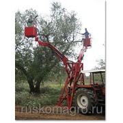 Двухплатформенный тракторный подъёмник TR2-T/2010 фото