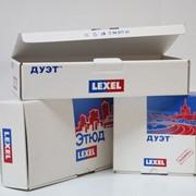 Упаковка для электроустановочных изделий фото