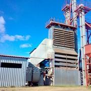 Автоматизированные зерносушилки шахтного и колонкового типов фото