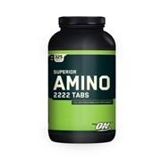Спортивное питание, Аминокислоты, Amino 2222, 160 таблеток фото