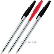 Ручка шариковая economix standard E10117-01 фото