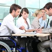 Трудоустройство инвалидов фото