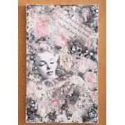 Третья часть триптиха, посвященного Мэрилин Монро фото