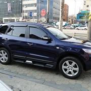 Автомобиль Hyundai Santa Fe 2006 г. фото