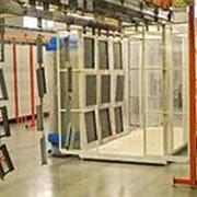 Нанесение защитного полимерного покрытия на ворота и заборы фото