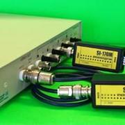 Приемо-передатчик видеосигнала по витой паре Si-170M/F фото