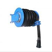 Катушка для вытяжки отработанных газов OMAS HR100 фото