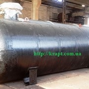 Емкости, резервуары для хранения СУГ (пропан-бутан) наземные, подземные объемом от 2,7м3 до 100м3 фото