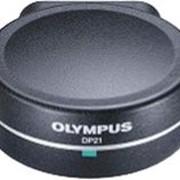 Камера DP21 включает в себя цифровую камеру и блок управления (опционально). фото