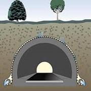 Строительство тоннелей фото