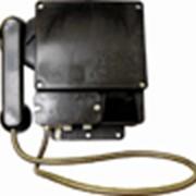Телефонный аппарат шахтный ТАШ-2305 фото
