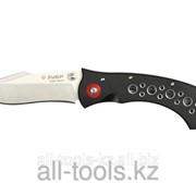 Нож Зубр Премиум Ратник складной универсальный большой, эргономичная металлическая рукоятка, 230мм Код:47715 фото