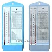 Гигрометр психрометрический (психрометр) ВИТ-1 и ВИТ-2 фото