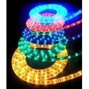 Светодиодный дюралайт 2W фиксинг фото