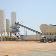 Бетонный завод Стационарный SUMAB Т-100 (100 м3/ч) фото