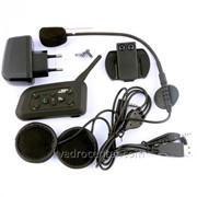 Гарнитура Bluetooth V6 фото