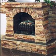 Форма для производства декоративного камня (внутренняя отделка) фото