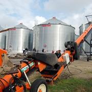 Автоматизация зернохранилищ фото
