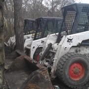 Аренда мини погрузчика Киев фото