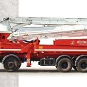 Пожарный пеноподъемник ППП-38-80 фото