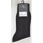 Носки мужские Andrea Rinaldi арт. K7001 100% мерсеризованный хлопок (Италия) черный фото