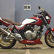 Мотоцикл naked bike Honda CB 400 SFV-4 пробег 43 013 км фото