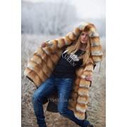 Куртка парка меховая фото