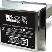 Встраиваемая система очистки воздуха ActivTek Induct 750 фото