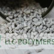 Вторичная гранула в Украине: трубный полиэтилен ПЕ фото