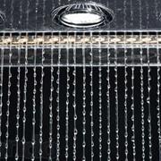 Капельный водопад.Водопад по струнам. фото