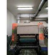 ПОЛ - 54, печатная машина под лакировку  фото