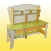 Стол детский для рукоделия, Игровая мебель для дитей, Код: 13871 фото