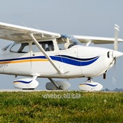 Полет на самолете Cessna 172 фото