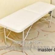 Массажный стол раскладной 180К фото