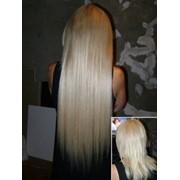 Услуги наращивание волос фото