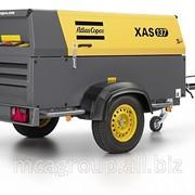 Дизельный компрессор Atlas Copco XAS 137 Kd COM2 Generator фото