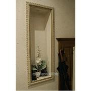 Багет деревянный для оригинального оформления вашего дома фото