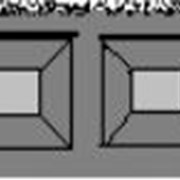 Камень бетонный стеновой облицовочный СБУ 2 390х190х190 серый фото