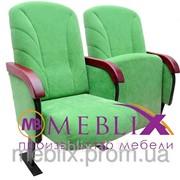 Театральные кресла спикер для актовых залов.. фото