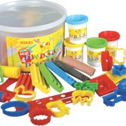 Пластилин для детей фото