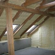 Теплоизоляция любых конструктивных элементов здании и сооружении путём напыления пенополиуретана фото