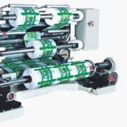 Вертикальная автоматическая бобинорезательная разделительная машина PULFQ-1100 фото