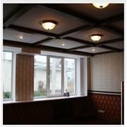 Монтаж электропроводки, комплекс работ и оборудования для внутреннего электроосвещения, Интерьерное освещение фото