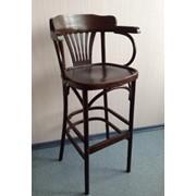 Кресло барное Аполло КМФ 305-2 (Н=800мм) фото