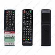 Пульт для телевизора и приемника Universal HUAYU RM-D1155+3 Black (Черный) фото