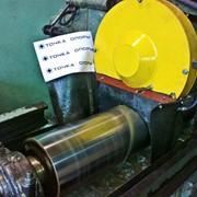 Нарезка рифлей на мельничные валки (вальцы мукомольные) фото